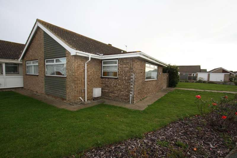 2 Bedrooms Detached Bungalow for sale in Wordsworth Drive, Eastbourne BN23
