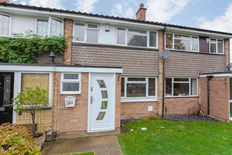 3 Bedrooms Terraced House for sale in Hag Hill Rise, Taplow, Maidenhead