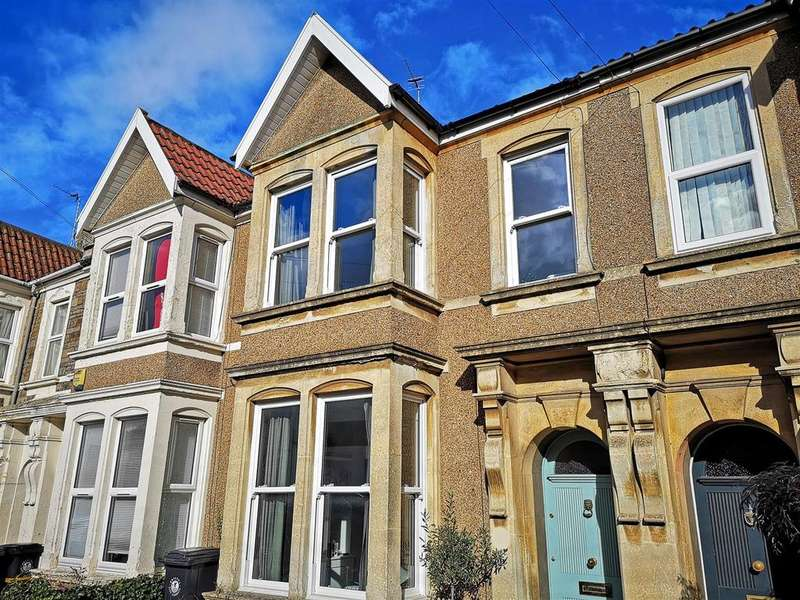 3 Bedrooms Terraced House for sale in Hampden Road, Knowle