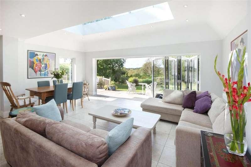 5 Bedrooms Detached House for sale in Back Lane, Waldron, East Sussex