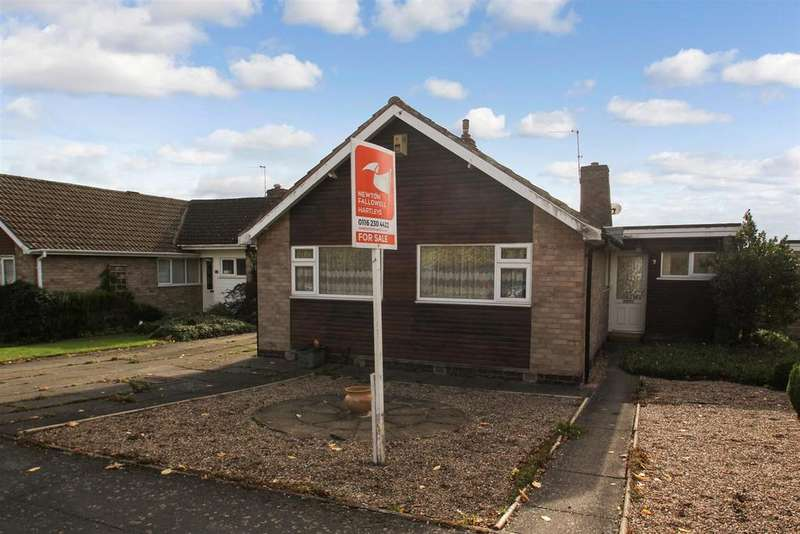 3 Bedrooms Detached Bungalow for sale in Waterfield Road, Cropston, Leicester