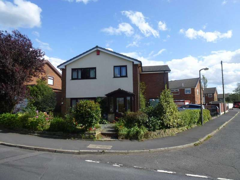 4 Bedrooms Detached House for sale in Croft Head Drive, Milnrow