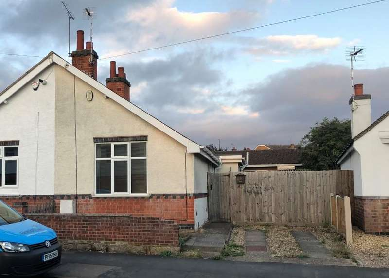 1 Bedroom Bungalow for sale in Horsewell Lane, Wigston, Leicester, LE18 2HQ