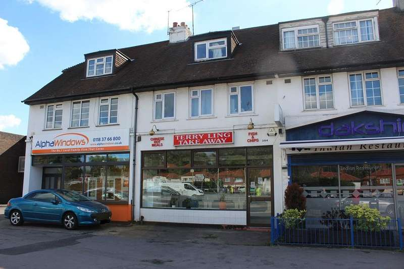 2 Bedrooms Flat for sale in London Road, Earley, Reading, Berkshire, RG6 1BA