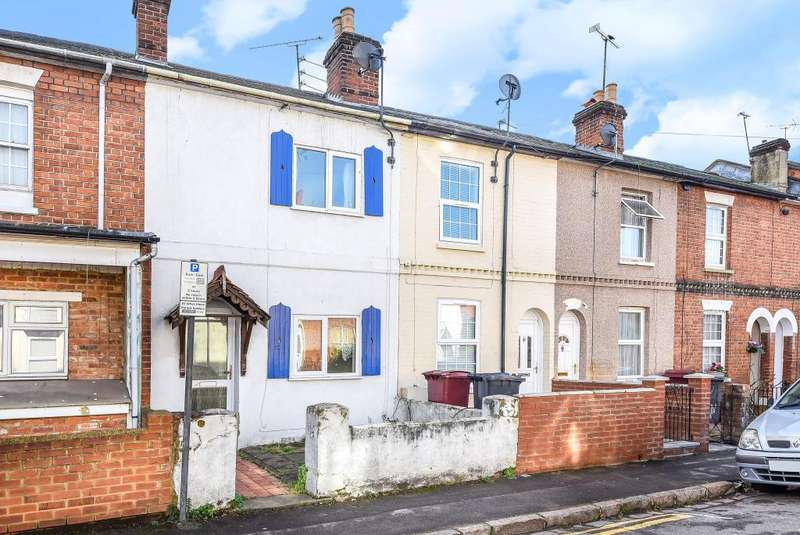 3 Bedrooms House for sale in Sun Street, Reading, RG1