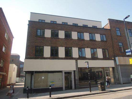 2 Bedrooms Apartment Flat for sale in Hanover Buildings, southampton SO14
