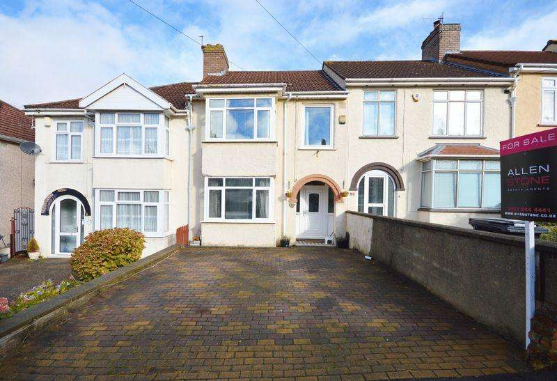 3 Bedrooms Terraced House for sale in Novers Road, Bristol