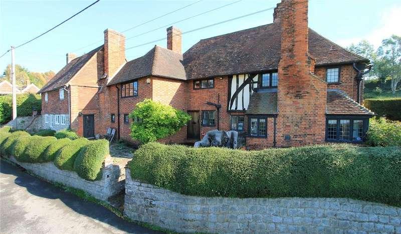 5 Bedrooms Detached House for sale in Allens Lane, Plaxtol, Sevenoaks, Kent, TN15