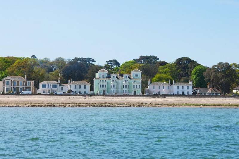 17 Bedrooms Land Commercial for sale in Seaview, Isle of Wight