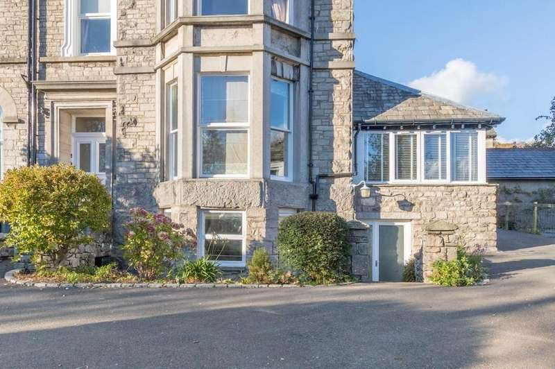 2 Bedrooms Apartment Flat for sale in Flat 1, Highgrove, Bankfield, Kendal