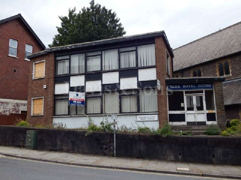 Office Commercial for sale in Hanbury Road, Pontypool, Monmouthshire. NP4 6LL