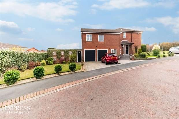 4 Bedrooms Detached House for sale in Dalton Heights, Dalton-le-Dale, Seaham, Durham