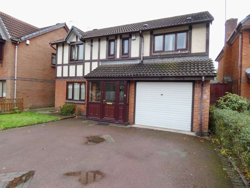 5 Bedrooms Detached House for sale in Buttercup Drive, Rochdale, Greater Manchester, OL11