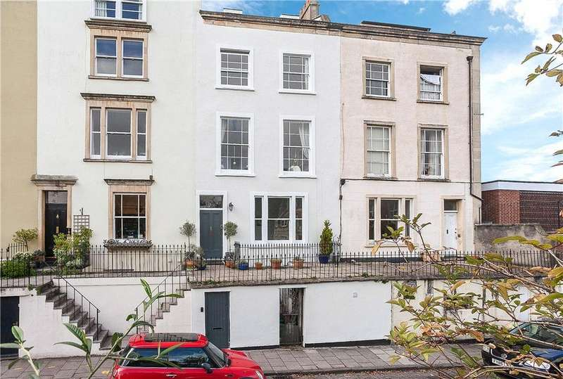 7 Bedrooms Terraced House for sale in Clifton Park Road, Clifton, Bristol, BS8