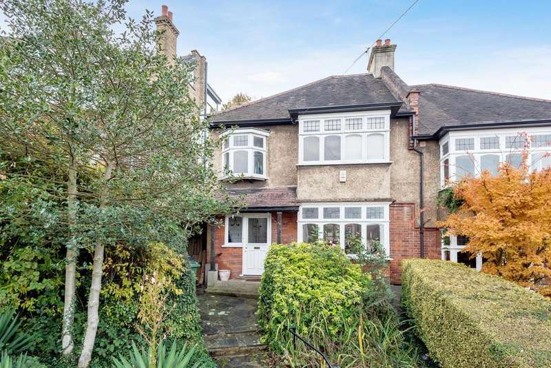 3 Bedrooms Semi Detached House for sale in Canonbie Road, Forest Hill