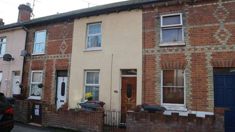 3 Bedrooms Terraced House for sale in Amity Road, Reading, RG1 3LW