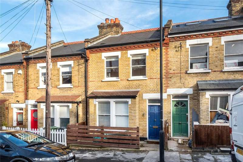 2 Bedrooms Terraced House for sale in Ladas Road, West Norwood, London, SE27