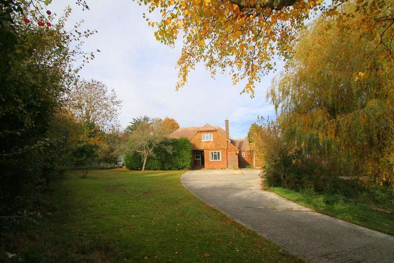 4 Bedrooms Detached House for sale in Leasam Lane, Playden