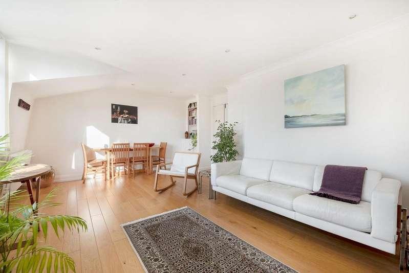 2 Bedrooms Flat for sale in CAMBRIDGE STREET, SW1V