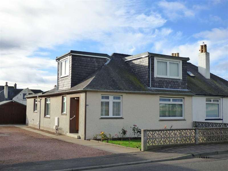 3 Bedrooms Semi Detached House for sale in Elm Grove, St Monans, Fife