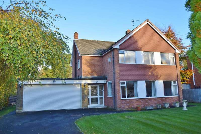 4 Bedrooms Detached House for sale in Linden Way, Darras Hall, Ponteland, Newcastle upon Tyne, NE20