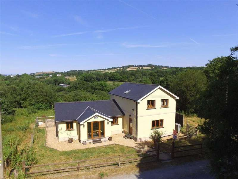 3 Bedrooms Smallholding Commercial for sale in Lampeter, Ceredigion, SA48