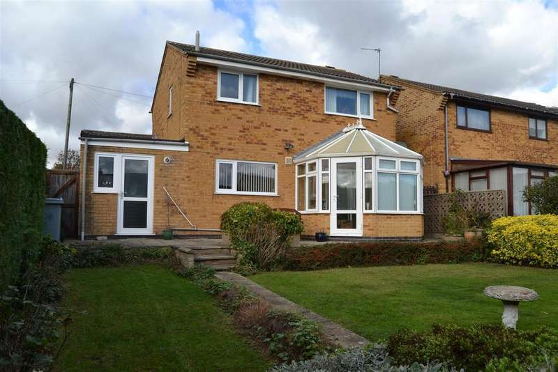3 Bedrooms Detached House for sale in Stephenson Avenue, Gonerby Hill Foot, Grantham