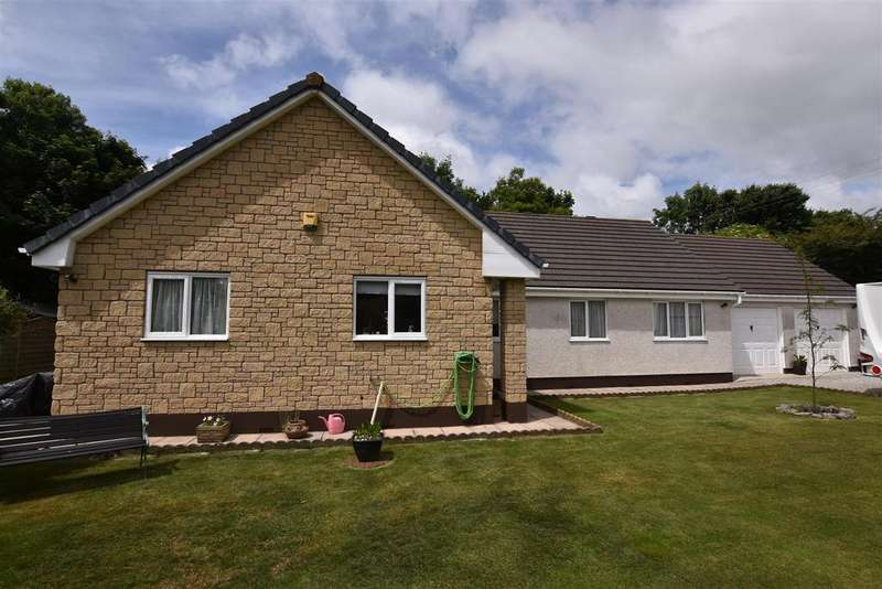 6 Bedrooms Detached Bungalow for sale in Tehidy Road, Camborne