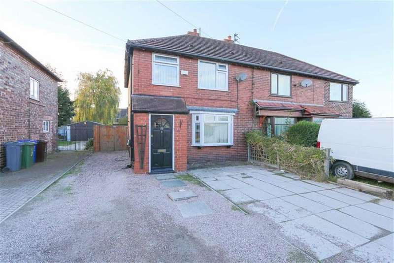 3 Bedrooms Semi Detached House for sale in Wynfield Avenue, Moss Nook, Manchester