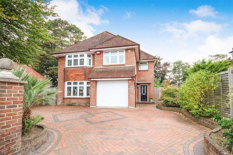 4 Bedrooms Detached House for sale in Denewood Road, Westbourne, BOURNEMOUTH, Dorset