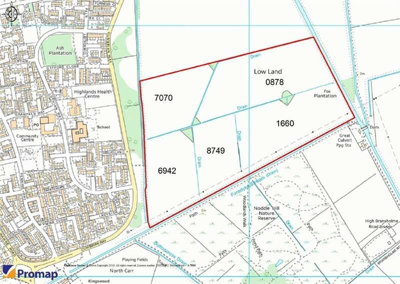 Land Commercial for sale in Southfield Farm, Cumbrian Way, Hull