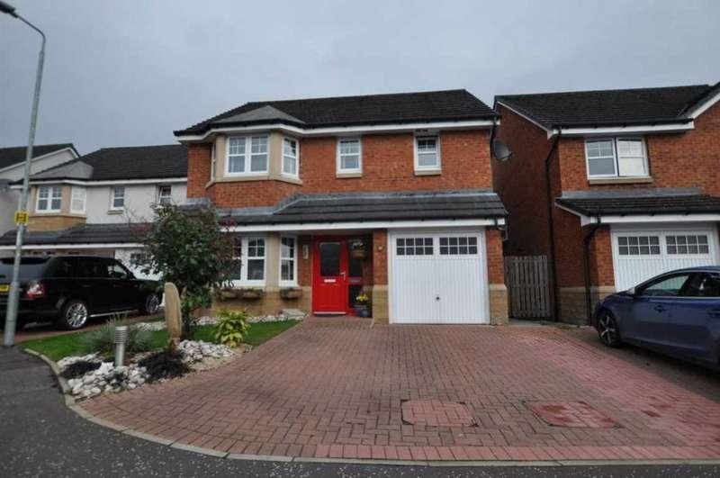 4 Bedrooms Detached House for sale in 20 Denbecan, Alloa, FK10 1QZ, UK