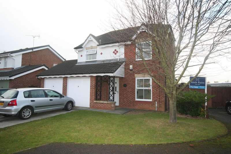 4 Bedrooms Detached House for sale in Holburn Park, Stockton-On-Tees, TS19