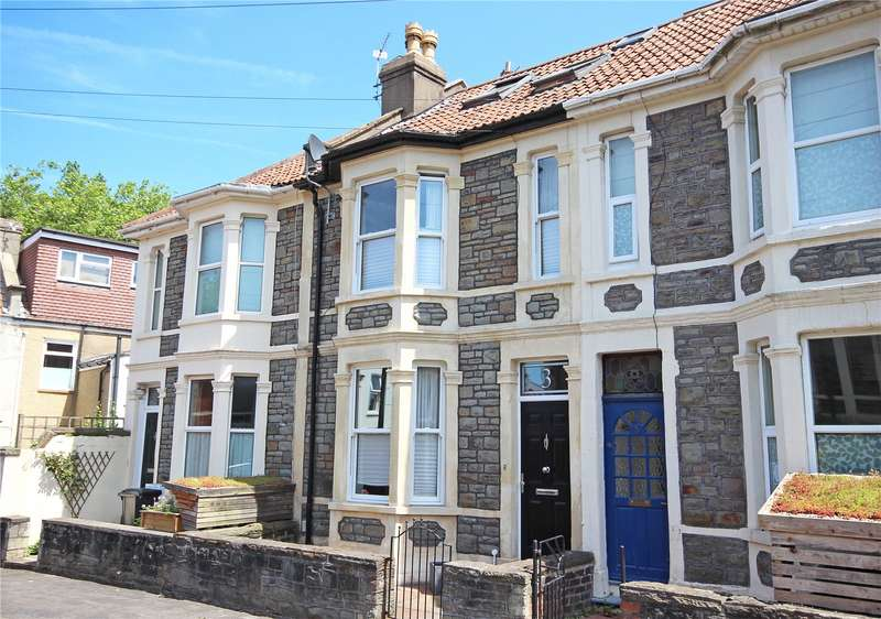 3 Bedrooms Property for sale in Carlyle Road Greenbank Bristol BS5