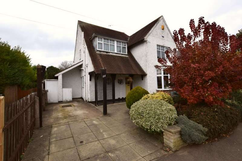 4 Bedrooms Detached House for sale in Roman Road, Birstall, Leicester, LE4