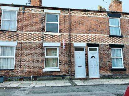 2 Bedrooms Terraced House for sale in Phillip Street, Chester, Cheshire, CH2