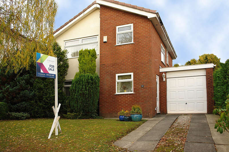4 Bedrooms Detached House for sale in Epping Close, Firwood Park, Chadderton