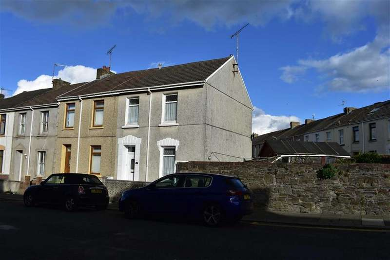 3 Bedrooms End Of Terrace House for sale in Albert Street, Llanelli