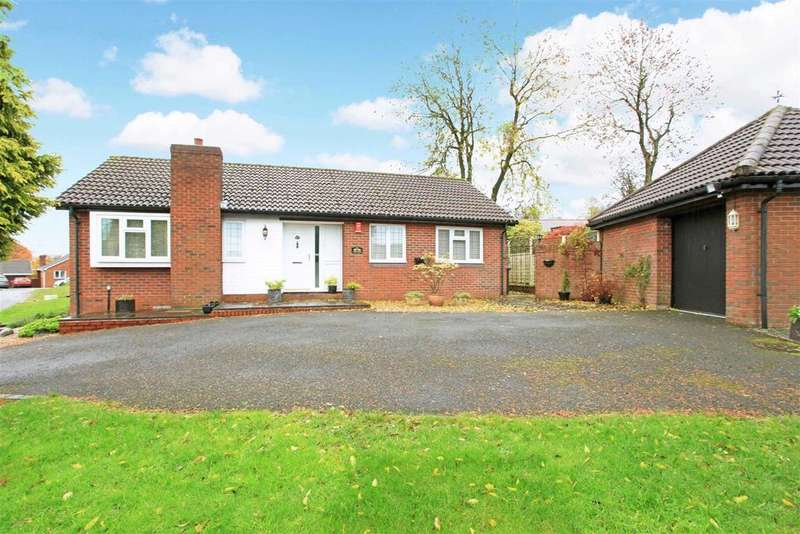 3 Bedrooms Bungalow for sale in Ainsdale Drive, Priorslee, Telford