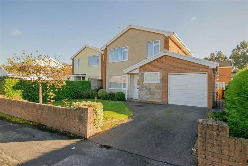 3 Bedrooms Detached House for sale in Sandy Grove, Mold