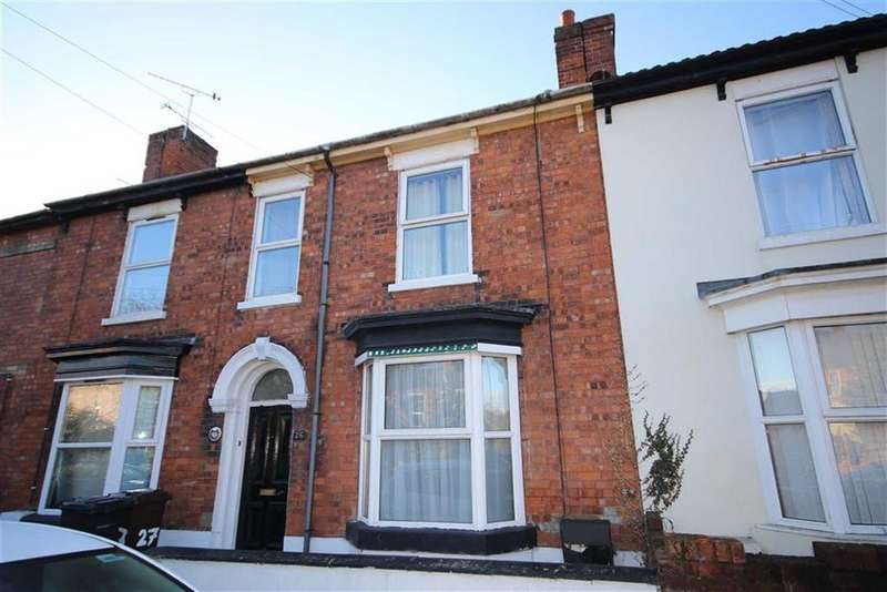 3 Bedrooms Terraced House for sale in Sewells Walk, Lincoln, Lincolnshire