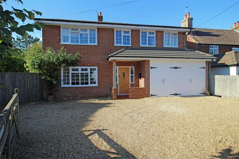 4 Bedrooms Detached House for sale in Isfield, Uckfield, East Sussex