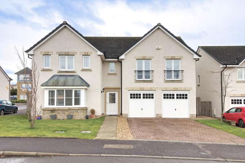 5 Bedrooms Detached House for sale in Maurice Wynd, Dunblane, FK15