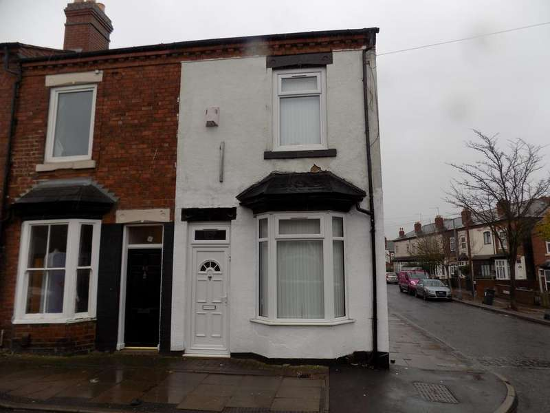 4 Bedrooms End Of Terrace House for sale in Green Lane, Handsworth, Birmingham B21