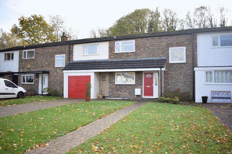 4 Bedrooms Terraced House for sale in Herons Wood, Harlow