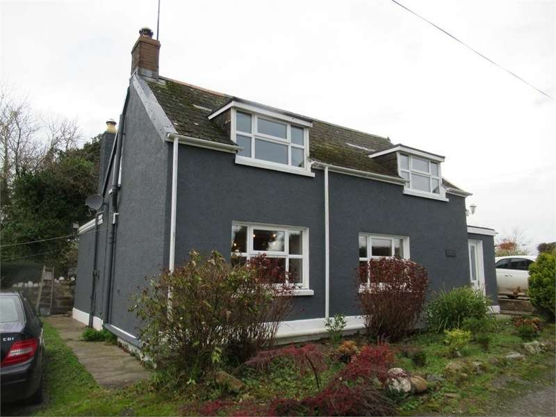 2 Bedrooms Detached House for sale in Penrhiwlas Uchaf, Brynberian, Crymych, Pembrokeshire
