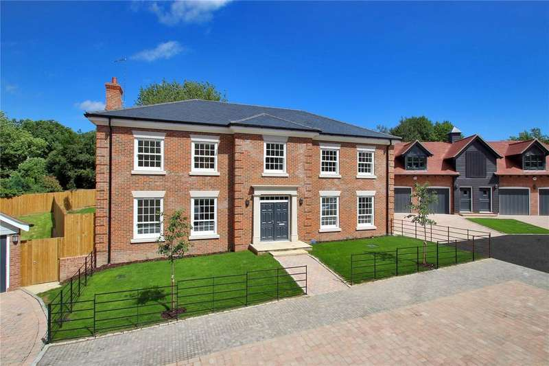 5 Bedrooms Detached House for sale in Market Place, Station Road, Goudhurst, Cranbrook, TN17