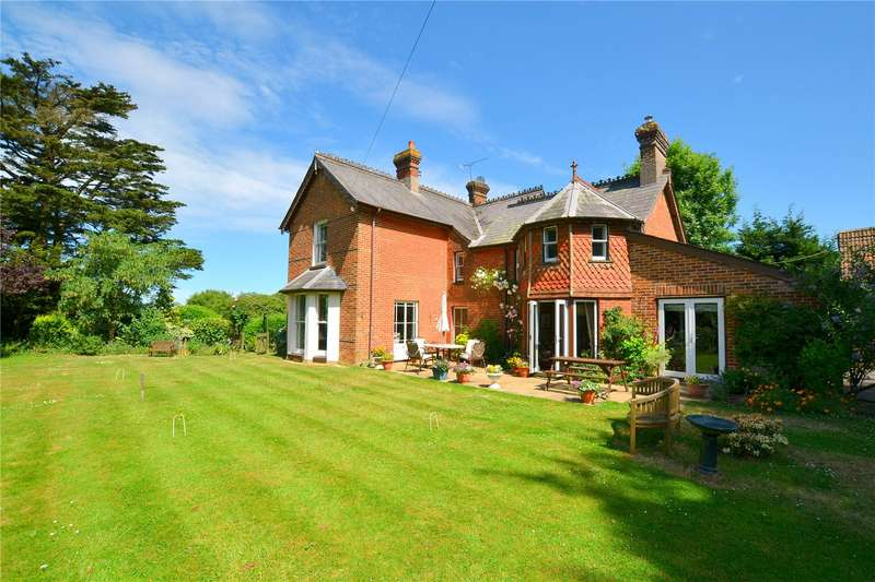 7 Bedrooms Detached House for sale in Salisbury Road, Ringwood, Hampshire, BH24