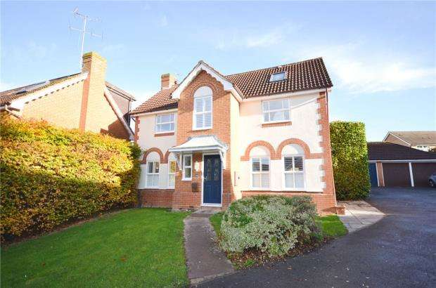 6 Bedrooms Detached House for sale in Yorkshire Place, Warfield, Bracknell