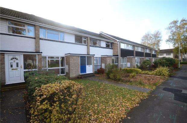 3 Bedrooms Terraced House for sale in Kingfisher Drive, Woodley, Reading